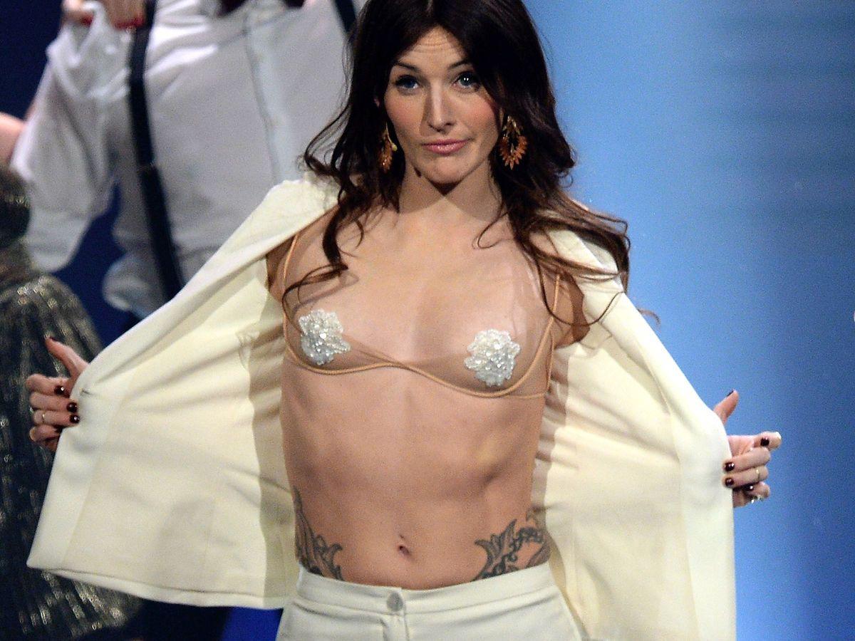 Nackt michaelsen/ Claudia Michelsen