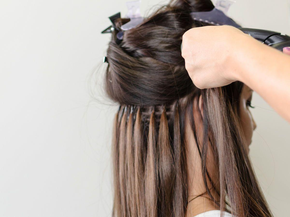 Extensions Ein Experte klärt uns über Haarverlängerung auf