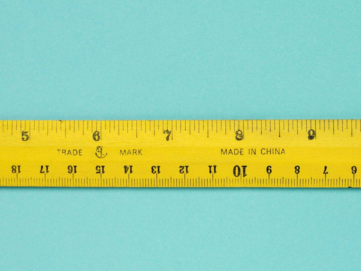 Pennis durchschnitts länge Durchschnitt: Penislänge