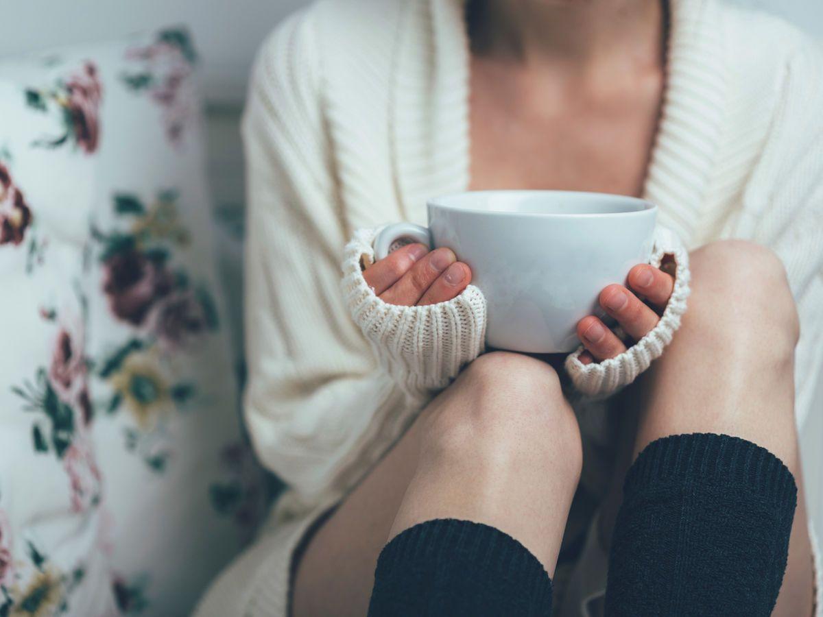 Kaffee trinken nackt Stream Nackt