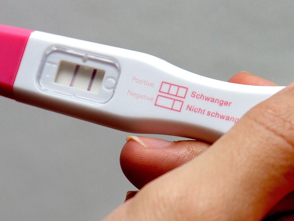 Überfällig schwanger tage 5 Periode überfällig,