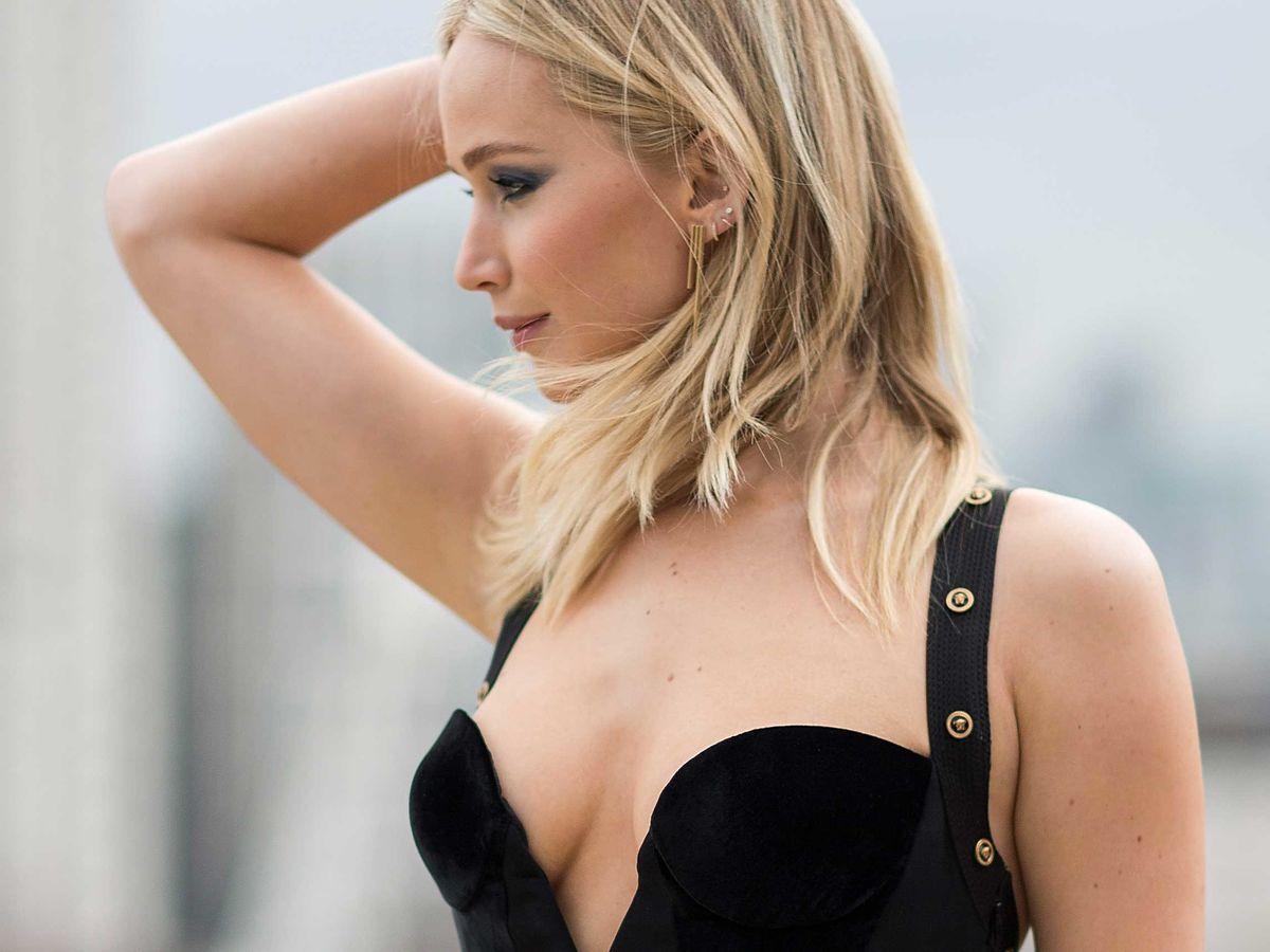 Lawrence nackt bilder jennifer Jennifer Lawrence