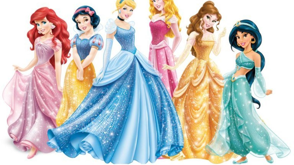 Welche Disney-Prinzessin bin ich?   jolie.de