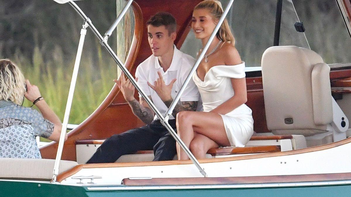 Hochzeit Justin Bieber