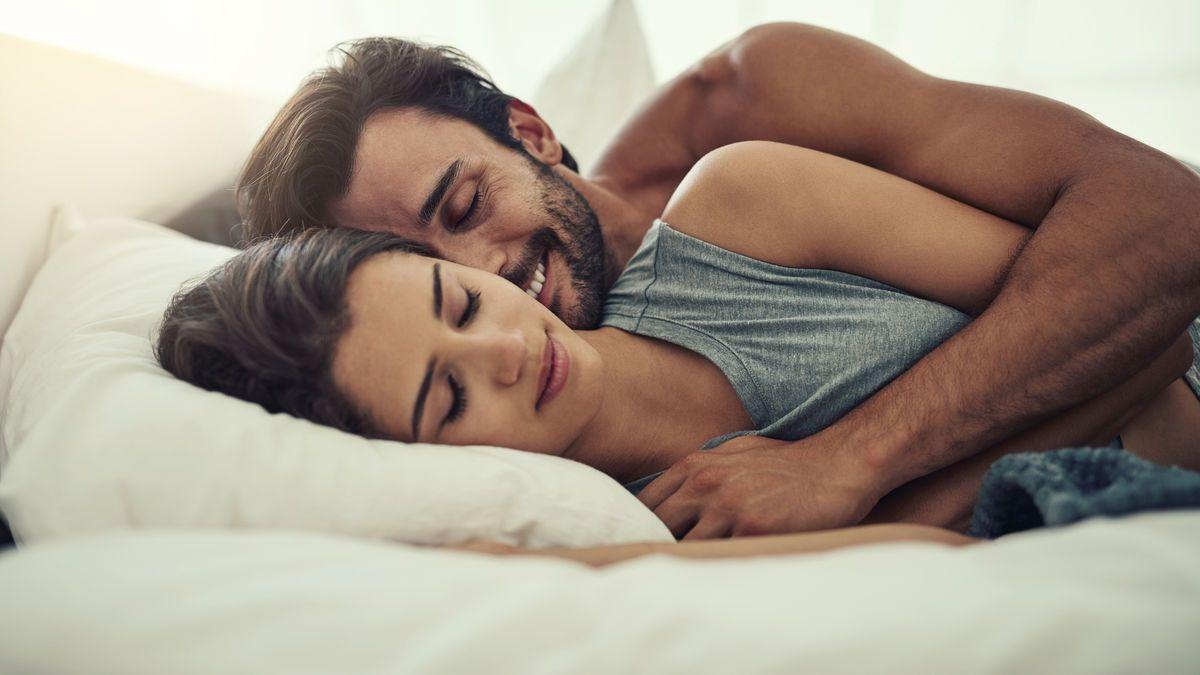 Sex löffelchenstellung Göre erlebt