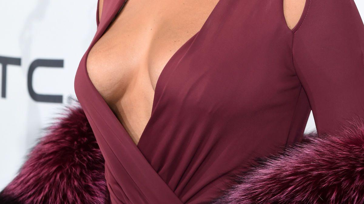 Adern Sichtbar Brust