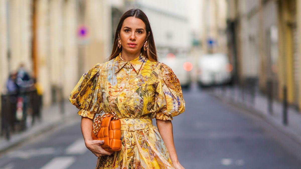 Trend-Kleid-2021: Kleider mit Puffärmeln sind jetzt beliebt