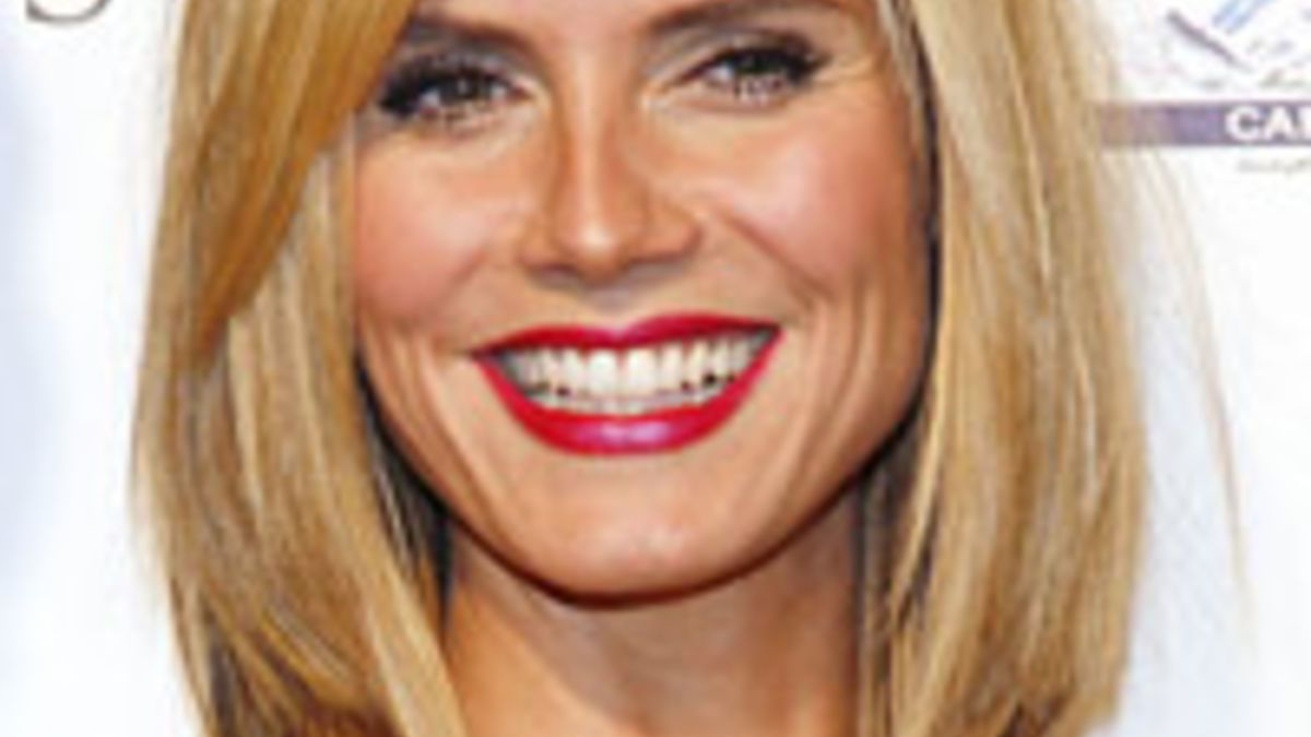 Neue Frisur Fur Heidi Klum