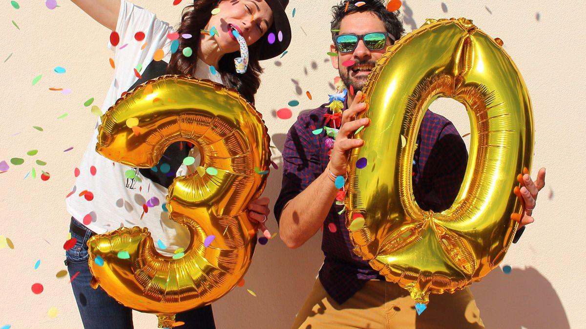 30 geburtstag ideen party