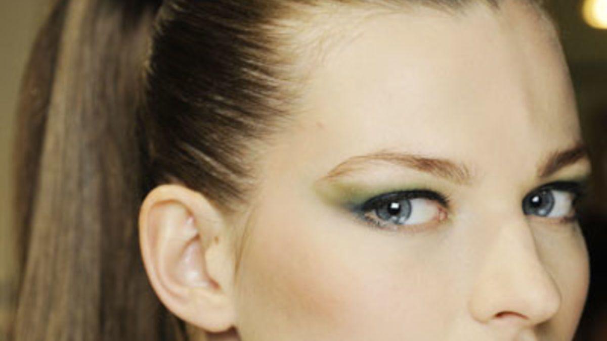 Blaue Augen: Wie richtig schminken?