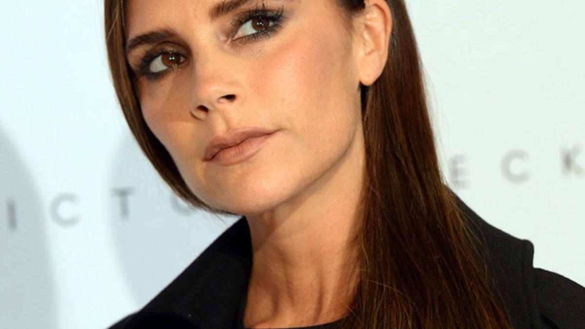 Victoria Beckhams Frisur