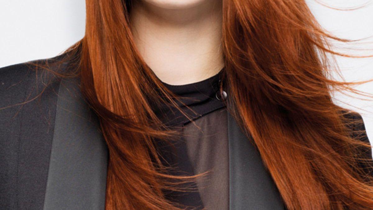 Moderne frisuren braun