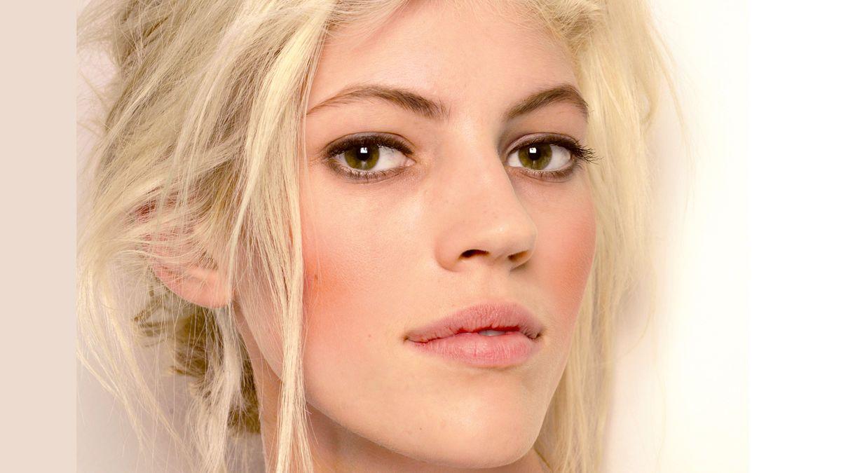 Blond gefärbte haare dunkler färben