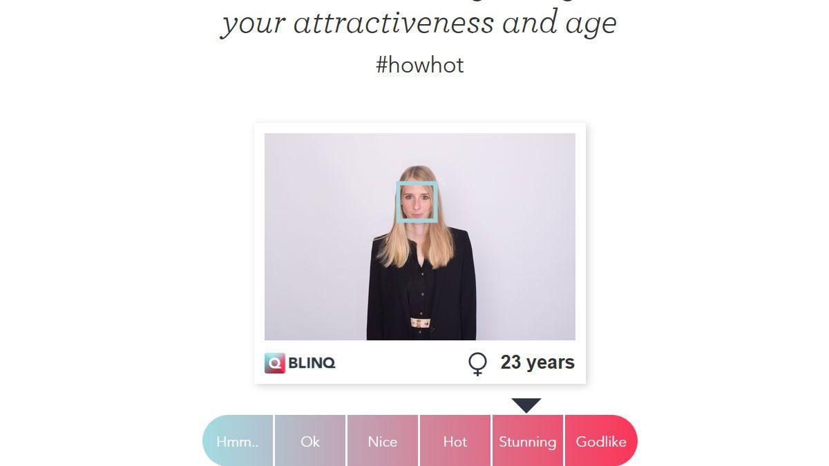 Blinq-Dating-App: Wie attraktiv bin ich?