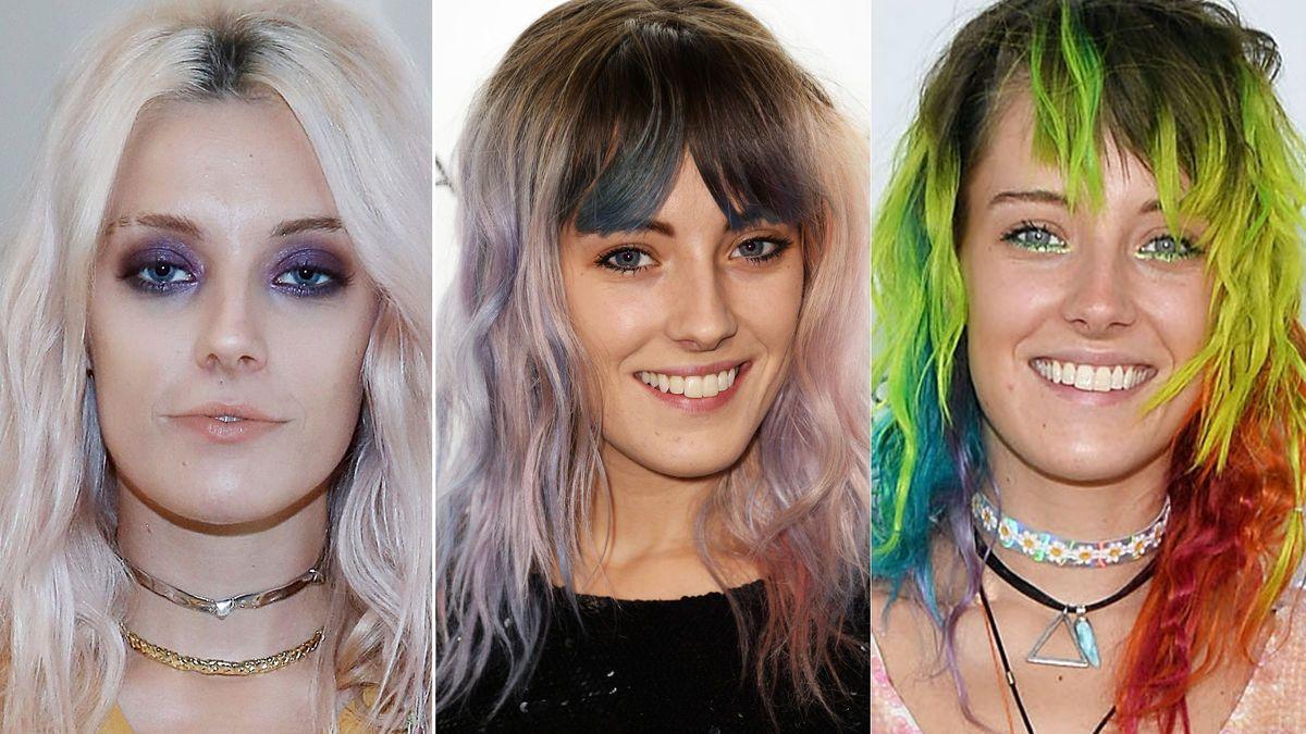 Färben wie blond ansatz oft Ansatz nachfärben: