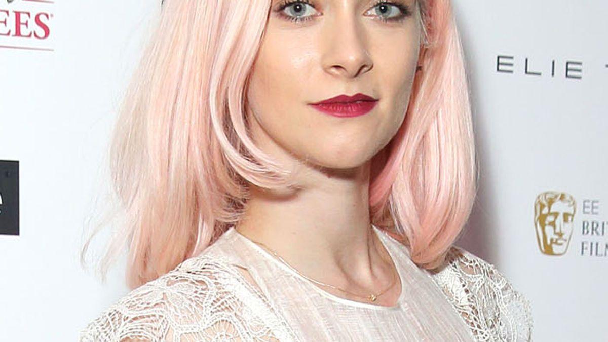 Pastell Rosa Haare