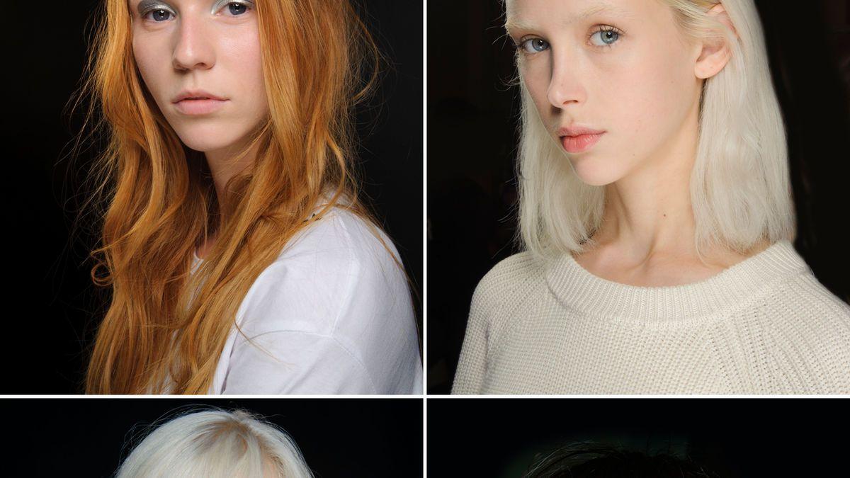 Welche Haarfarbe Passt Zu Heller Haut?