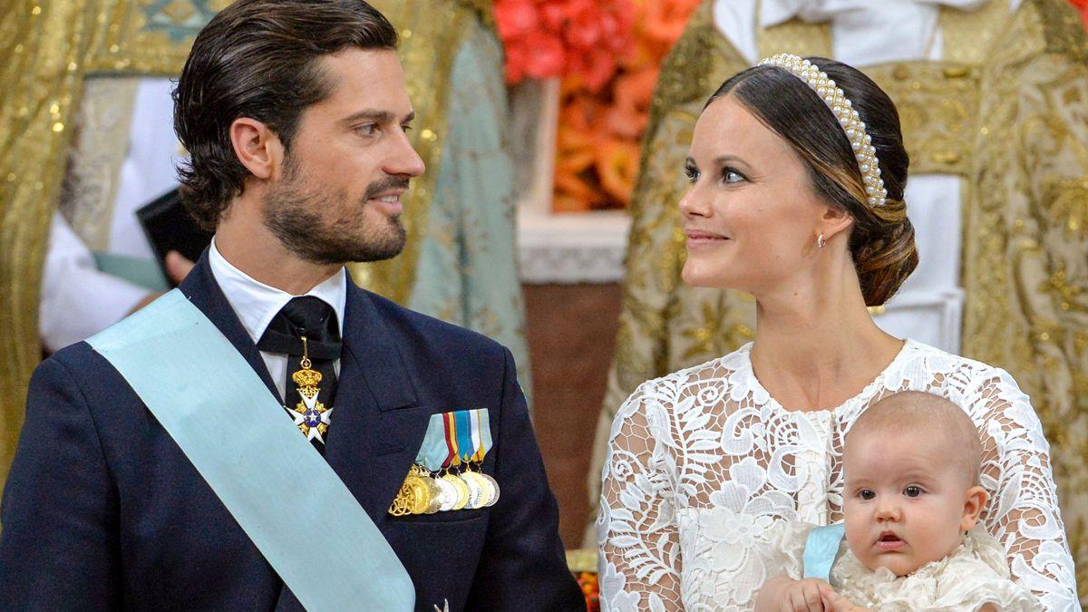 Prinzessin Sofia von Schweden ist schwanger