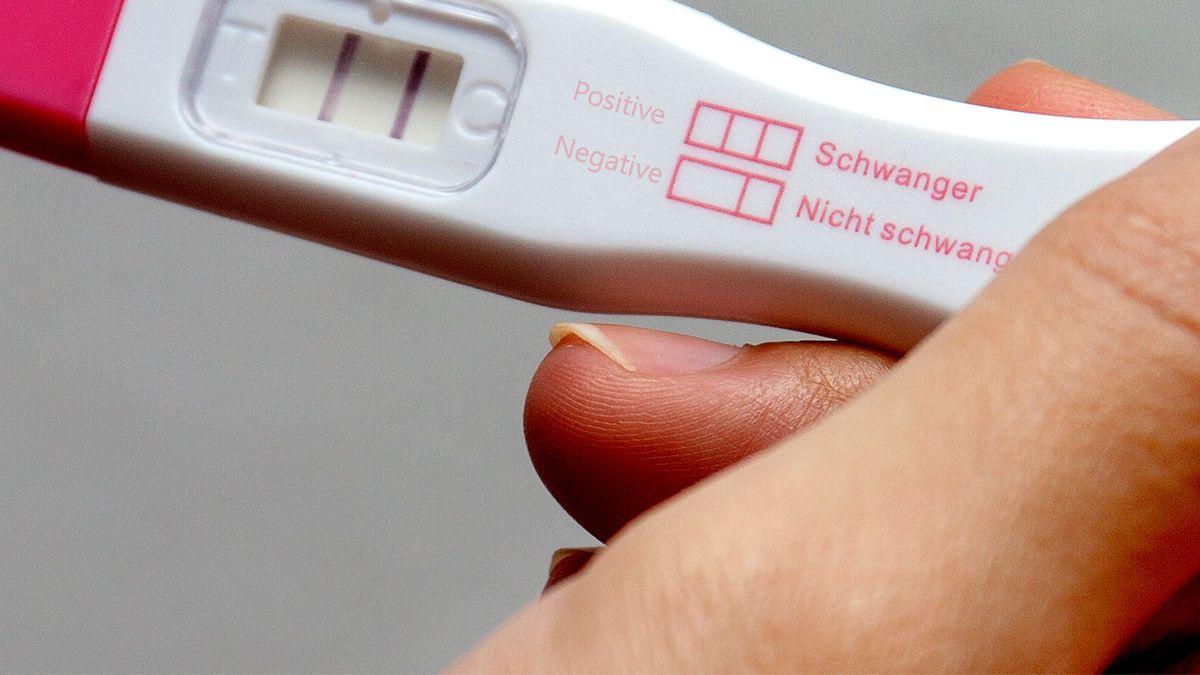 Nicht schwangerschaftstest traue zu mich ich machen einen MUSS einen