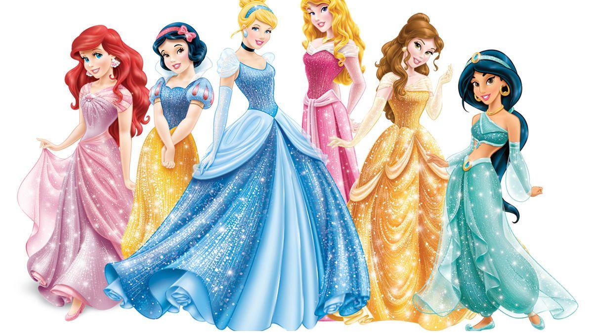 Bei Ralph reichts 2 spielen alle Disney-Prinzessinnen mit