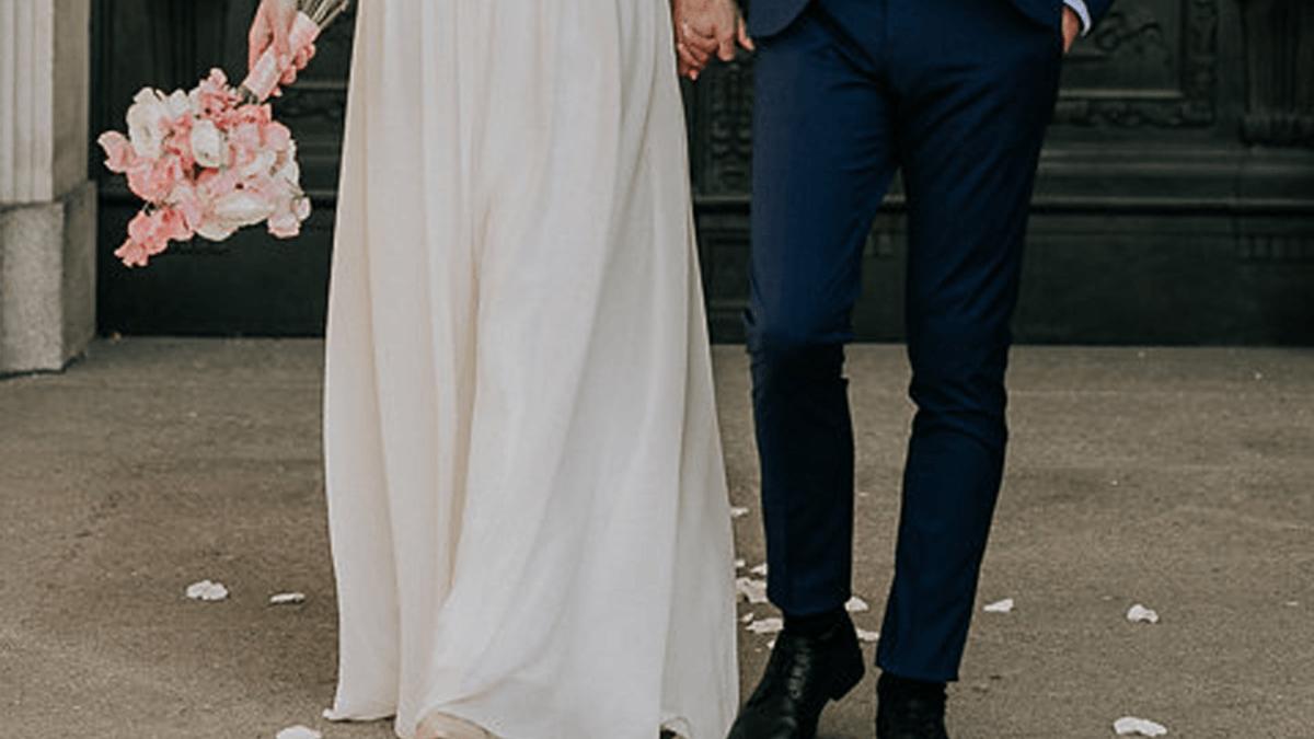 H&M Wedding Dress