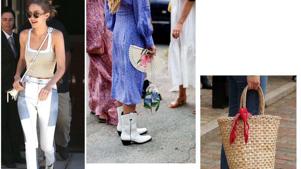 Der weiße Stiefel ist wieder im Kommen Main Post