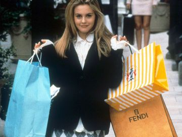 Shopping Clueless