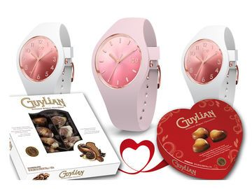 Guylian & Ice Watch