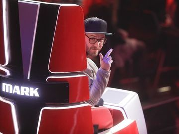 mark forster the voice of germany