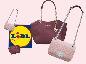 Michael Kors bei Lidl: Handtaschen Kollektion zum Discounter
