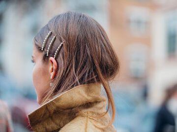 Frisuren Mit Haarspangen Diese Trends Inspirieren