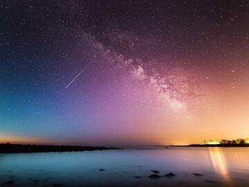Sternschnuppennacht 2019 Das Musst Ihr Uber Das Naturspektakel Wissen