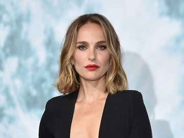 natalie portman premiere lucy in the sky