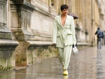 pixie cut influencer paris