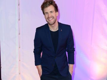 Luke Mockridge roter Teppich