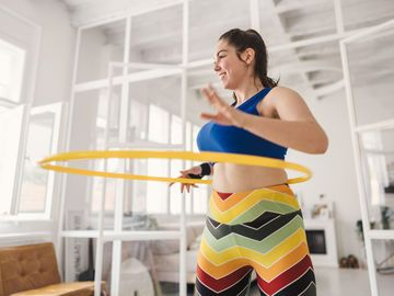 Hula Hoop Trainingsplan