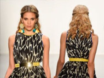 Top Ten: Fashion Week Frisuren