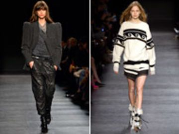 Isabel Marant zeigt in Paris