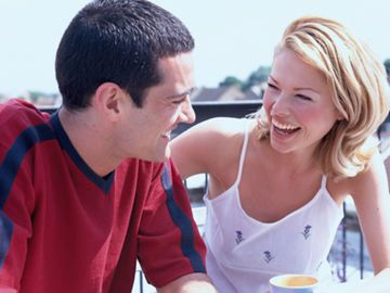 Flirten zu aufdringlich