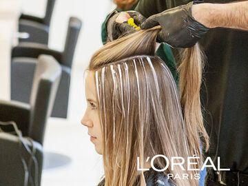 Machen haarsträhnchen selber Wie du