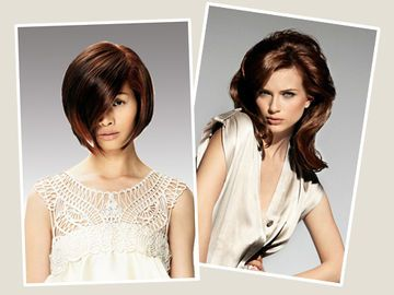 Frisuren Für Braune Haare Die Schönsten Styling Ideen