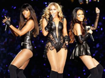 Destiny's Child beim Super Bowl