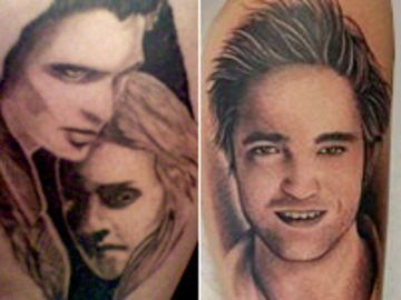 Die krassesten Twilight-Tattoos
