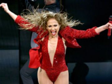 American Music Awards: J.Lo gone wild