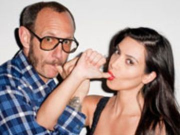 Terry Richardson: Stars und Cover