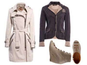 Must Haves: Trenchcoat & Co.