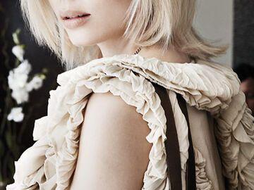 Frisuren Mittellang Blond