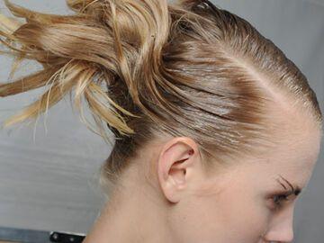 Frisur Mit Haargel