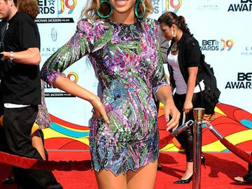Beyoncé Knowles liebt Balmain