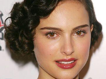 Natalie Portman Trend 20er Jahre Frisur